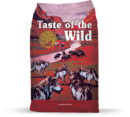 Taste of the wild Southwest Canyon Canine Formula